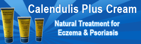 Calendulis Plus Cream - The #1 Natural Treatment for Eczema and Psoriasis!