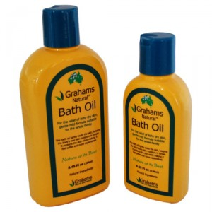 Grahams Bath Oil