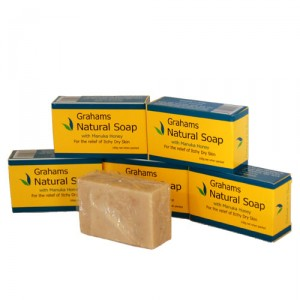 Grahams Natural Soap